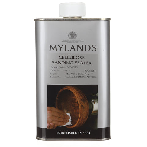 Mylands Cellulose Sanding Sealer, 500 ml