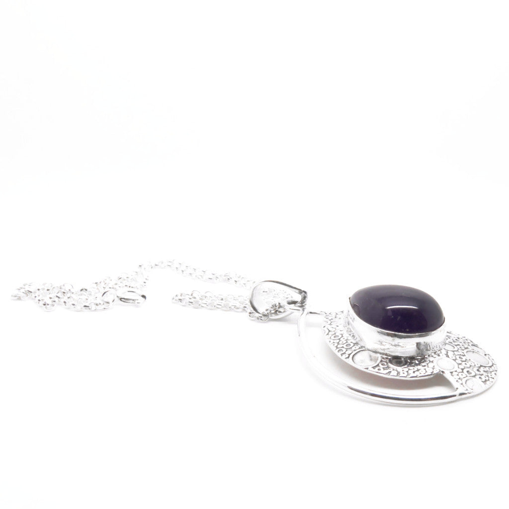 Tranquil Hideaway Necklace (Sterling Silver)  - VELVET HEAD