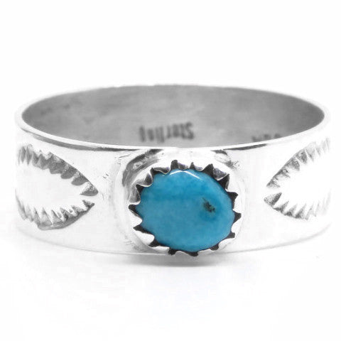Elements Ring (Sterling Silver)  - VELVET HEAD