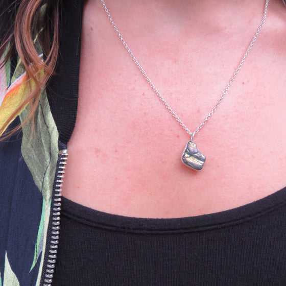 Starlight Necklace (Sterling Silver)  - VELVET HEAD