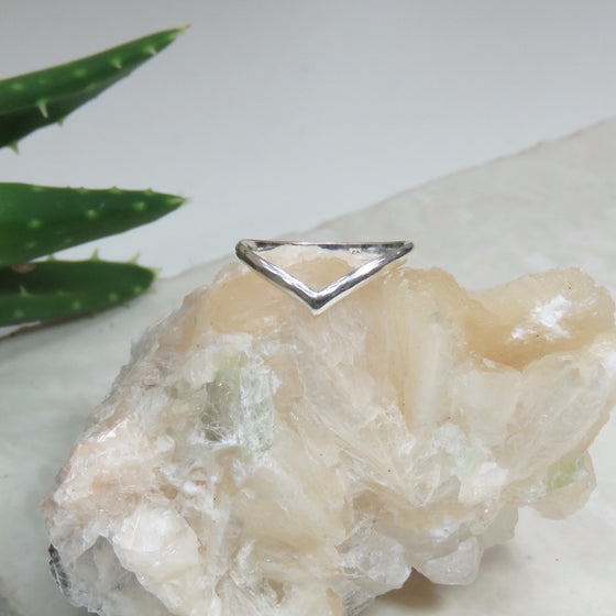 Habitat Ring (Sterling Silver)  - VELVET HEAD
