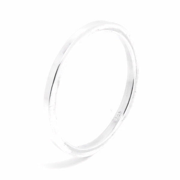Orbit Ring (Sterling Silver)  - VELVET HEAD
