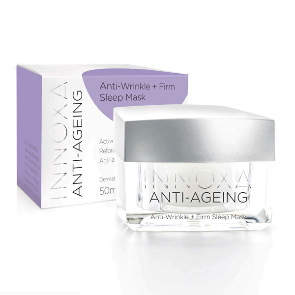 Anti-Aging Anti Wrinkle + Firm Sleep Mask