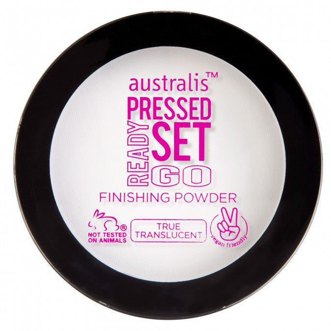 Translucent Pressed Finishing Powder