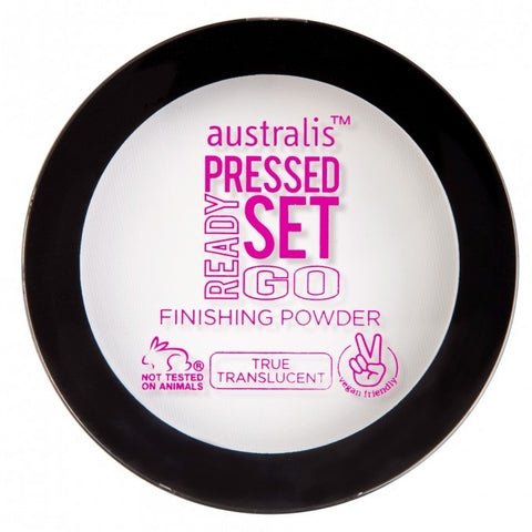 AUSTRALIS Translucent Pressed Finishing Powder