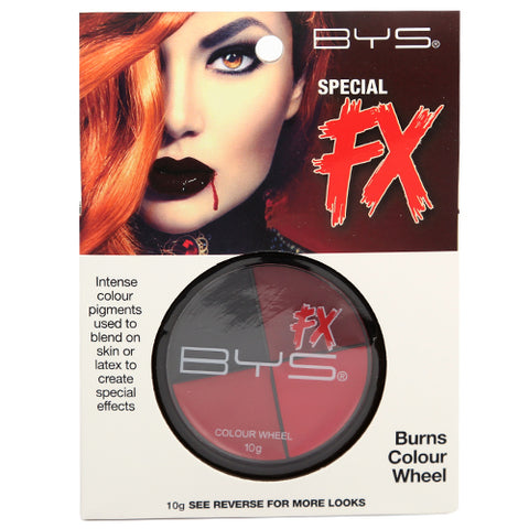 BYS Special FX Burns Colour Wheel