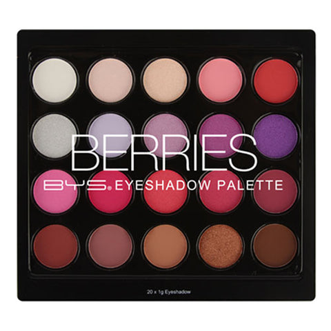 BYS Berries Eyeshadow Palette
