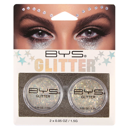 BYS Loose Glitter Duo