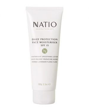 Daily Protection Face Moisturiser SPF 15