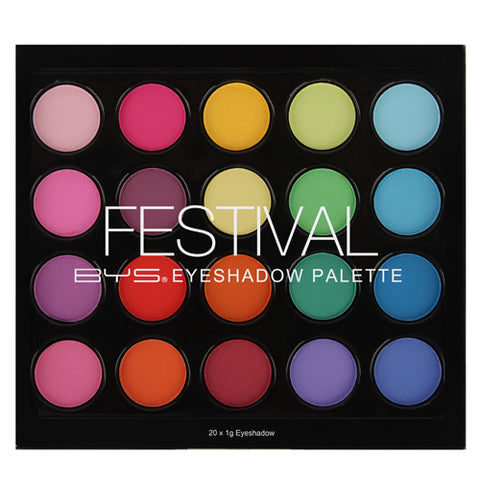 BYS Festival Eye Shadow Palette