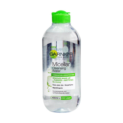 GARNIER Micellar Cleansing Water for Oily/Combination