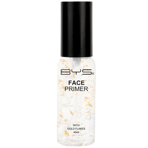 Face Primer With Gold Flakes