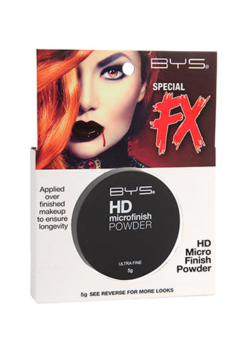 BYS Special FX Microfinish HD Powder