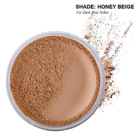 MINERAL GLOW Loose Powder Foundation