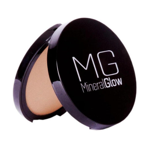 MINERAL GLOW Mineral Pressed Foundation