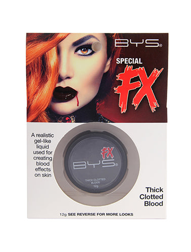 Special FX Thick Clotted Blood