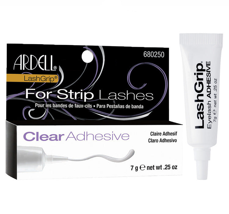 Ardell Lash Grip Clear Adhesive Glow Cosmetics