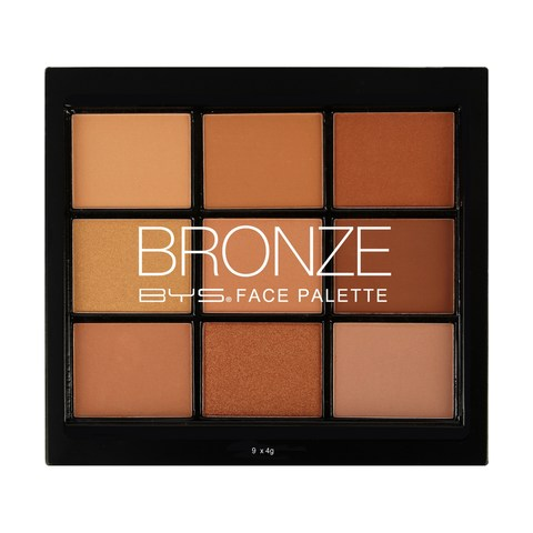 Bronze Face Palette