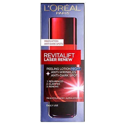 LOreal Paris Revitalift Laser Renew Night Peeling Lotion