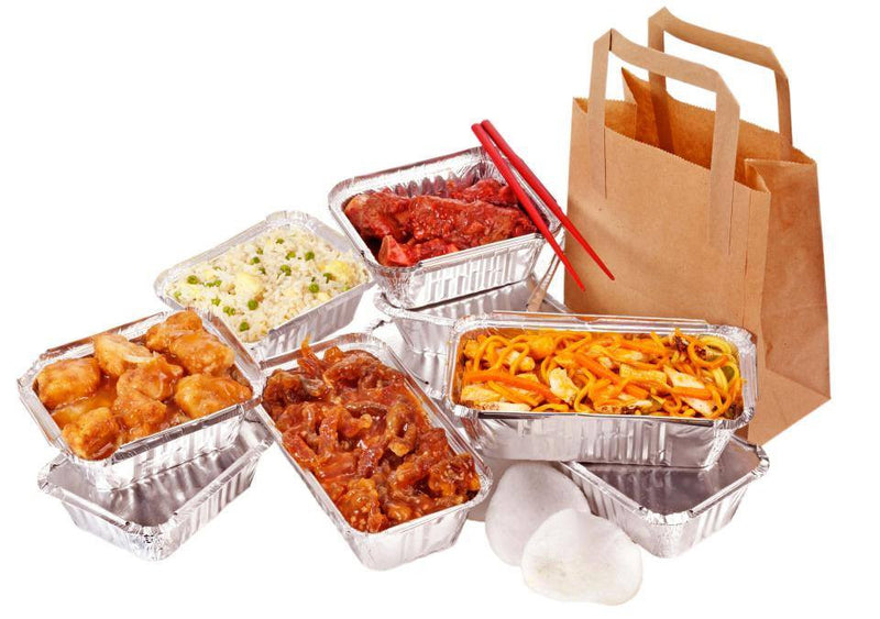 HEALTHY TAKEAWAY'S THAT ARE LOADED WITH CALORIES!!