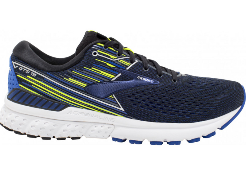 Brooks Adrenaline GTS 19 WIDE FIT (4E) Mens Running Shoes - 110294 4E069