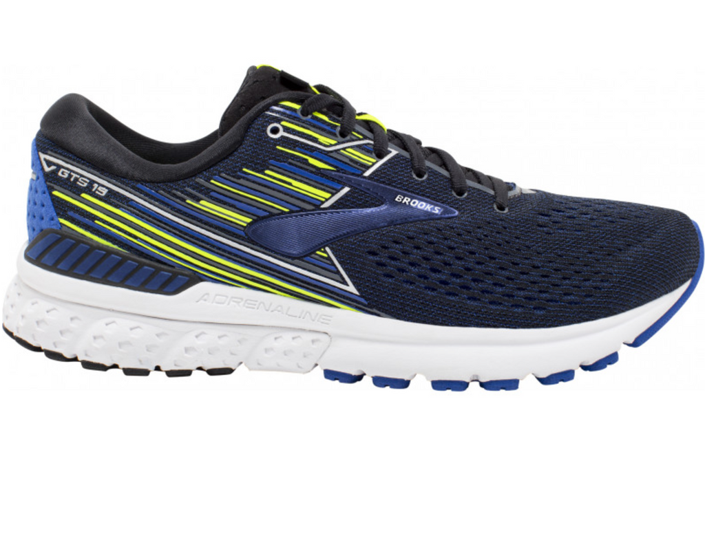 Brooks Adrenaline GTS 19 WIDE FIT Mens Running Shoes - 110294 2E069
