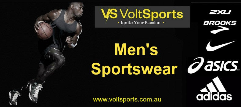 Shop Men's Sportswear NOW!