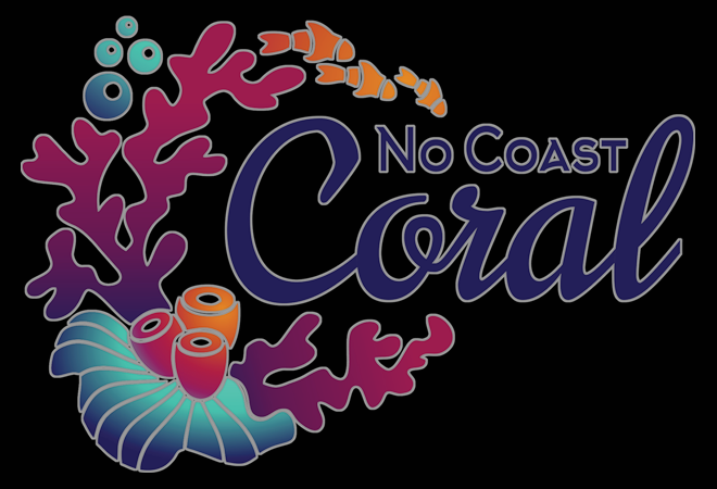 No Coast Coral - Rare Saltwater Coral - LED Lighting - Jebao Powerheads - Coral Box - Skimmers - Dosing Systems