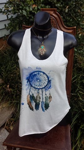 Art Tank Top (8) Dream Catcher