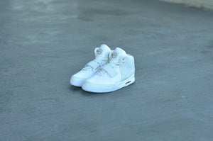 Nike Air Yeezy II Collection - Pure Money White