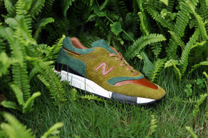 The Remade X WZK New Balance 997.5 - 420 Release