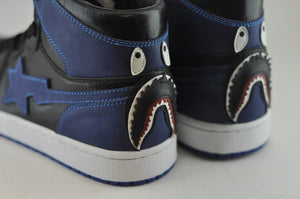 Air Jordan 1 Shark By A Bathing Ape