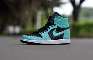 "Jordan 1 ""Tiffany"" - The Remade"