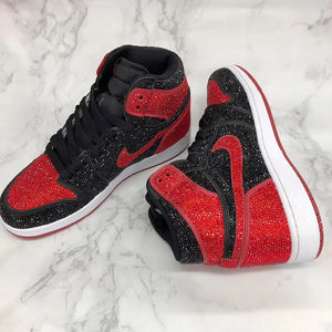 AJ1s Fully Crystalized Service - The Remade