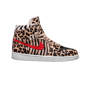 Animal Print 1's - The Remade