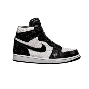 Black & White Python 1's - The Remade