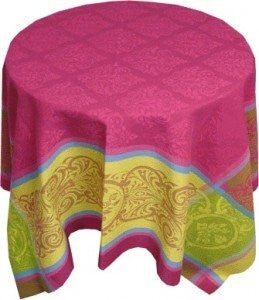Prestige Cotton Jacquard Tablecloth