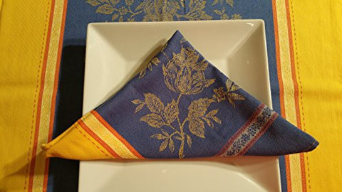 Thistle Cotton Jacquard Napkin -  Set of 2