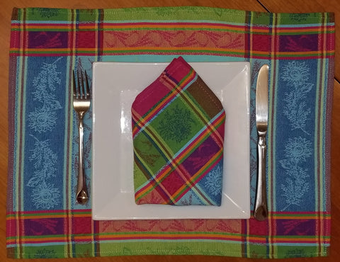 Cezanne Placemat, Set of 2