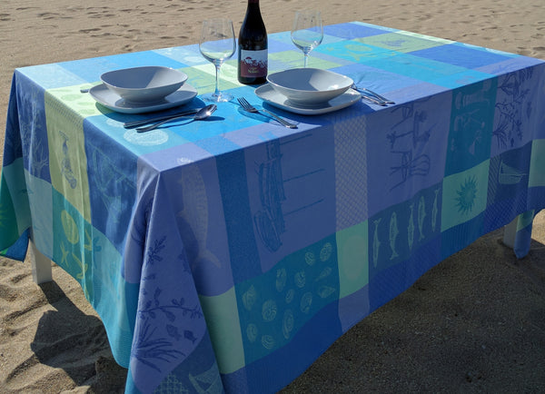Bon Summer Vacation Tablecloth ...