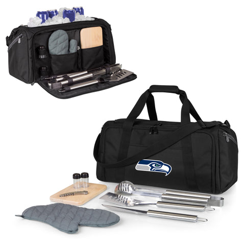 Seattle Seahawks BBQ Kit Cooler