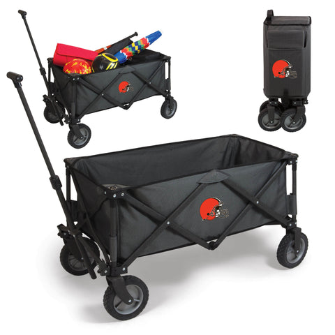 Cleveland Browns Adventure Wagon in Dark Grey