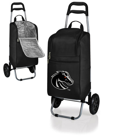 Boise State Broncos Cart Cooler in Black