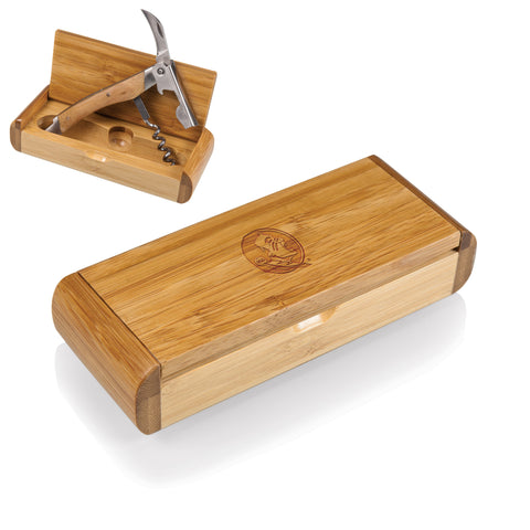 Florida State Seminoles Elan Corkscrew in Bamboo Case