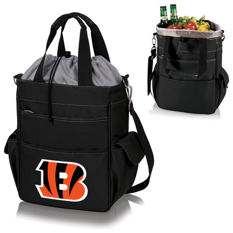 Cincinnati Bengals Activo Cooler Tote in Black