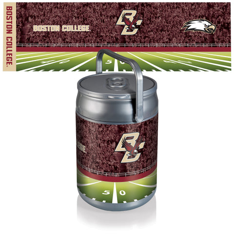 Boston College Eagles Can Cooler in Football Design
