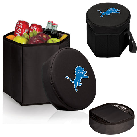 Detroit Lions Bongo Cooler in Black
