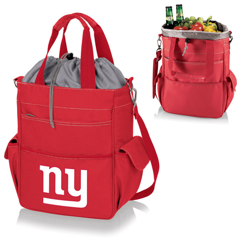 New York Giants Activo Cooler Tote in Red