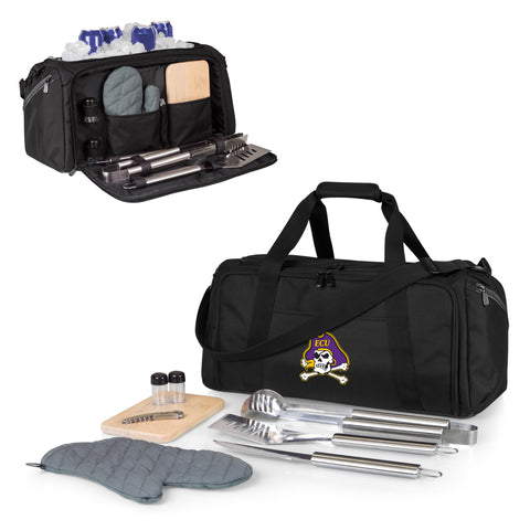 East Carolina Pirates BBQ Kit Cooler