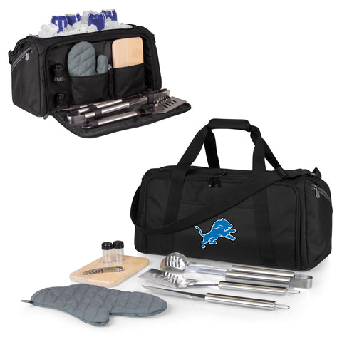 Detroit Lions BBQ Kit Cooler